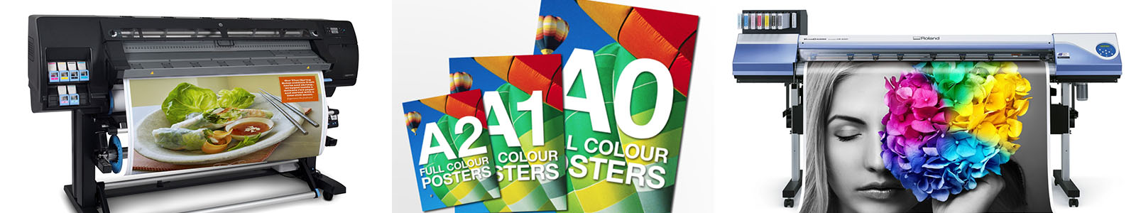 Poster Printing - Wizardz Print and Design Cape Town