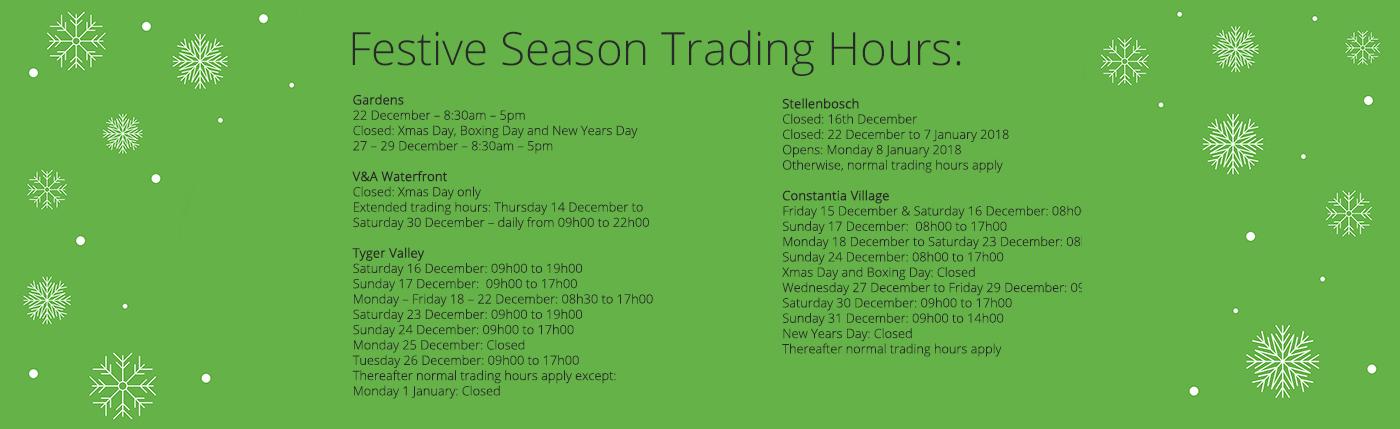 Wizardz-Festive-Season-Trading-Hours