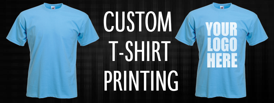 Business Promotion Using Custom T Shirts Wizardz Print And Design