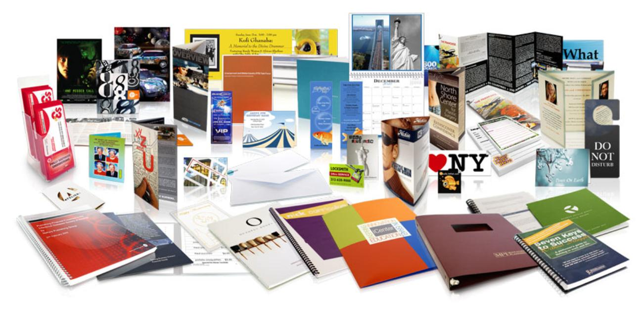 Essentials of Effective Brochure Printing