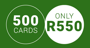 500 business card special