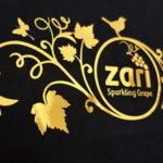 African-Equations---Gold-Foil-Heat-Pressed-Apron
