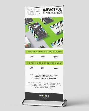 Order Pull-up Banners Online