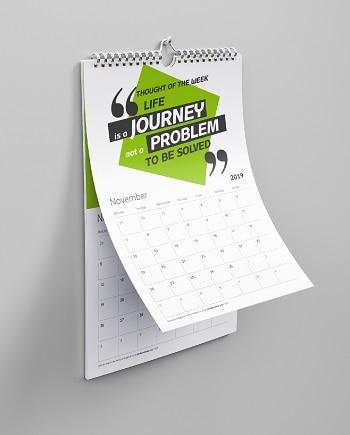Order Wall Calendars Online