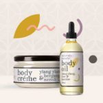 Naturals Beauty combo creme oil