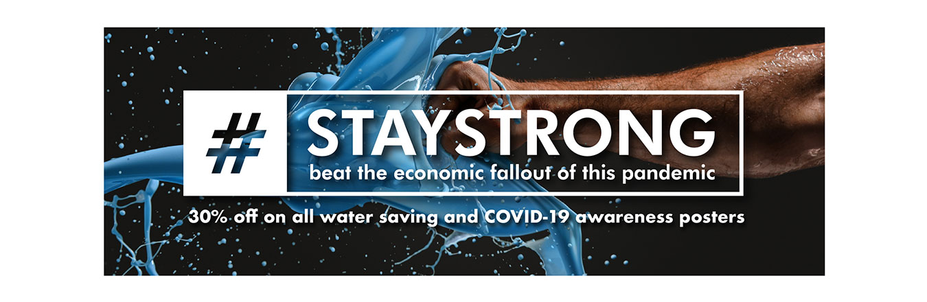 #StayStrong Banner