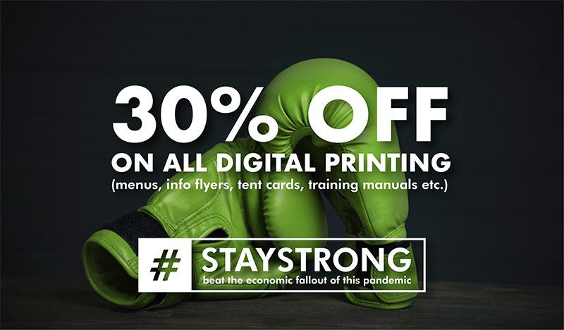 Covid Printing Campaign