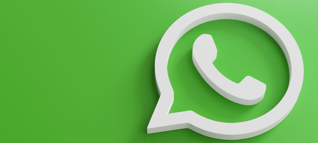 We are on WhatsApp!