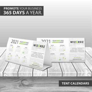 Calendar printing promo