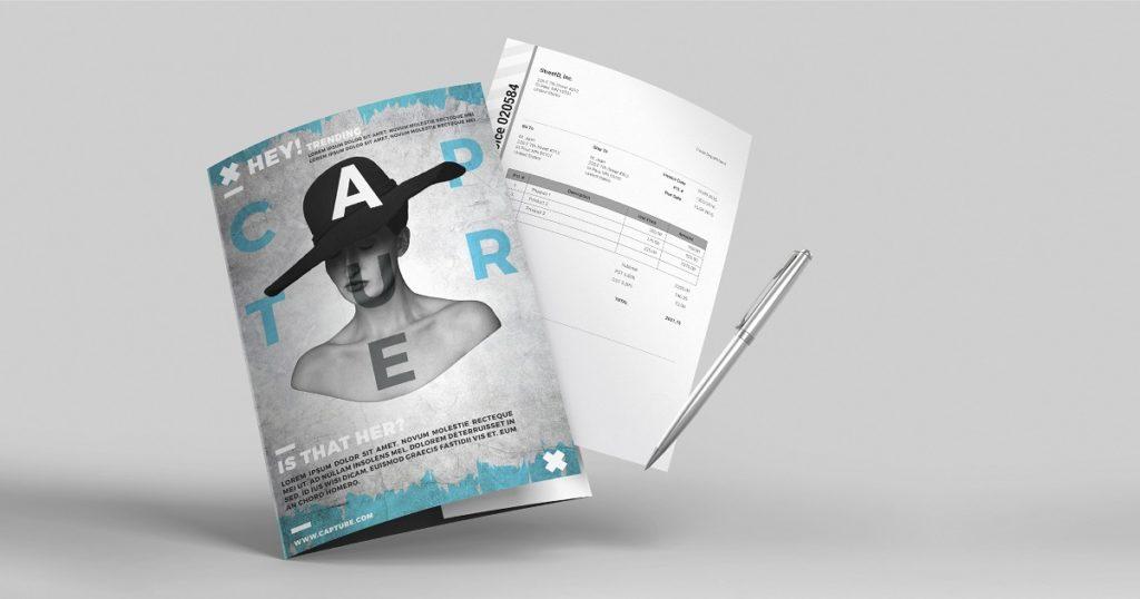 Presentation Folder Promo