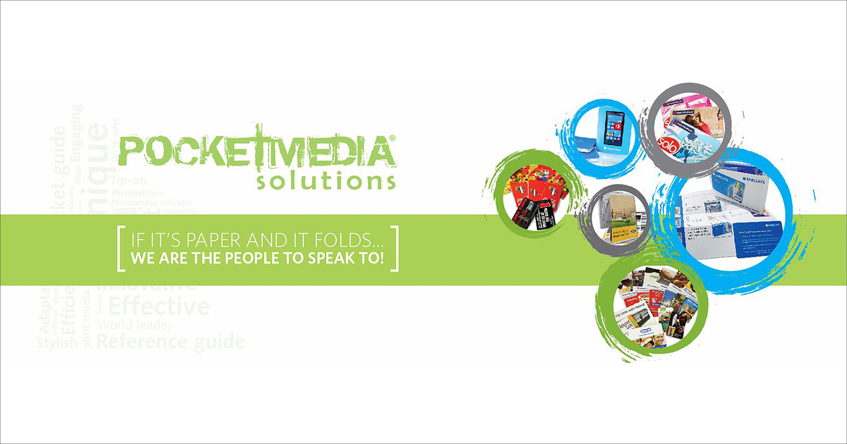 Pocketmedia® Products