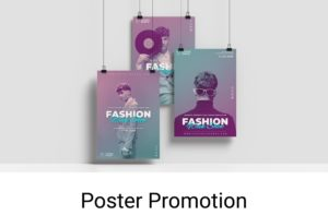 Poster Printing Promotion