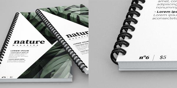 Wiro Booklet Binding