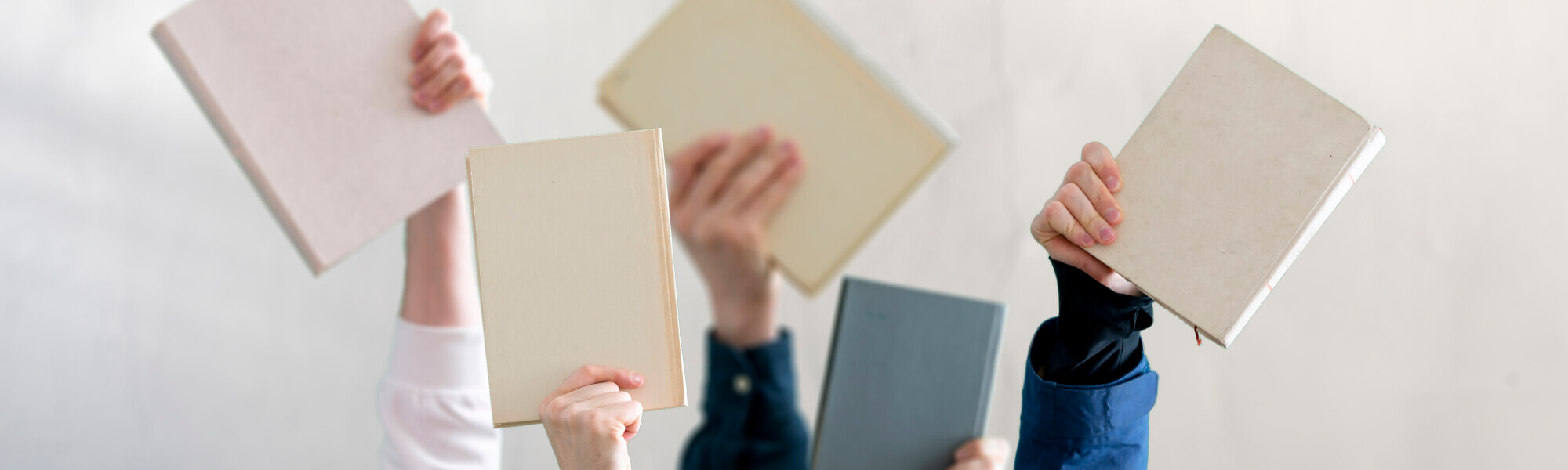 The 3 most popular booklet binding options: